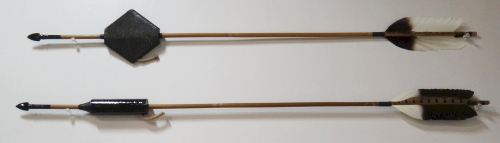 Ohkuni-hiya(Ninja fire arrows : One-Gunpowder type)