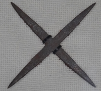 Cross-Shaped Shuriken1